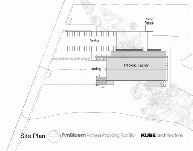 09.KUBE_Fynbloem _Site Plan