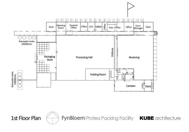11. KUBE_Fynbloem_1st Floor Plan