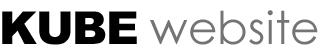 KUBE architecture Website