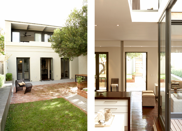 Breda Street by KUBE architecture, Alterations and Additions, Cape Town